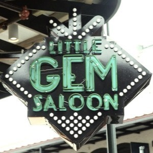 Little Gem Saloon Logo